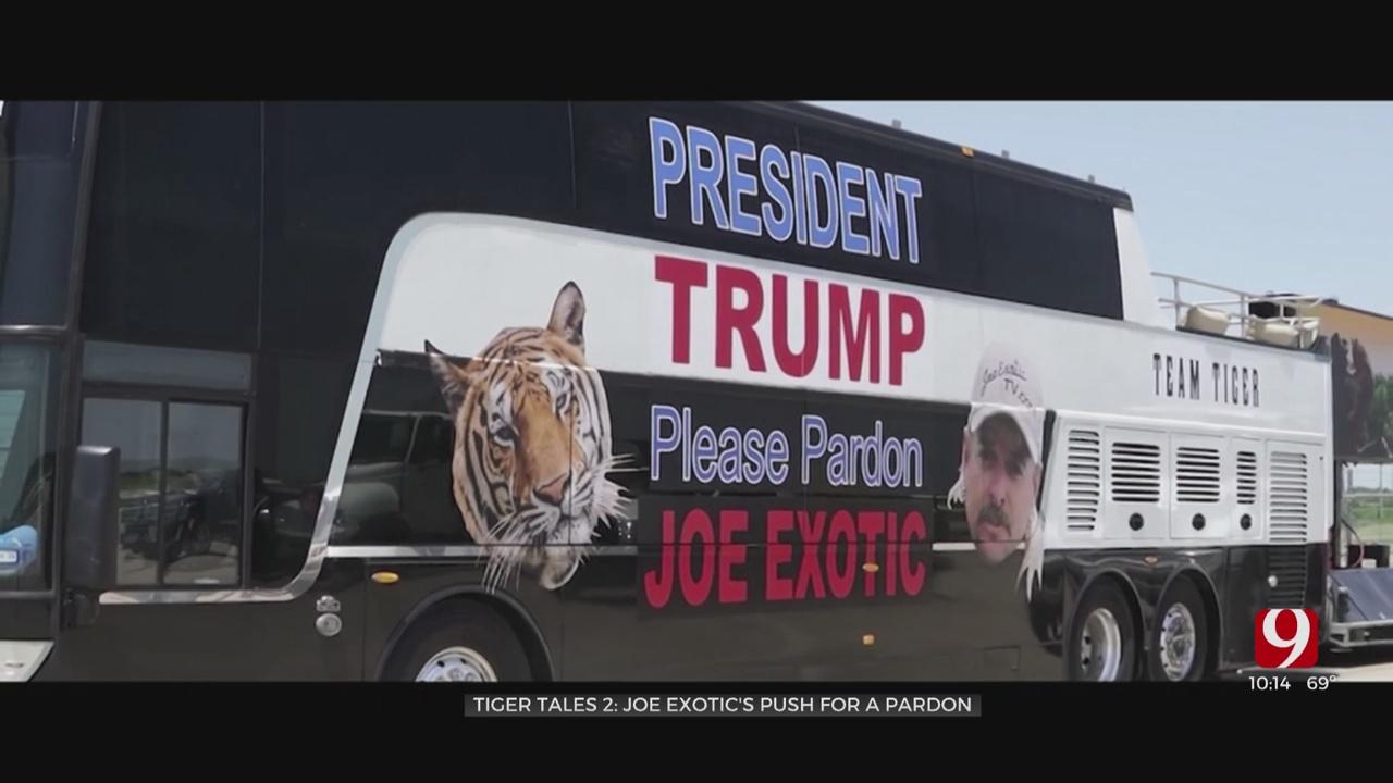 Tiger Tales 2: Joe Exotic's Push For Pardon
