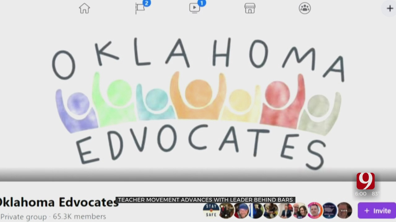 Oklahoma Teachers Vow To Continue Movement Without Organizer