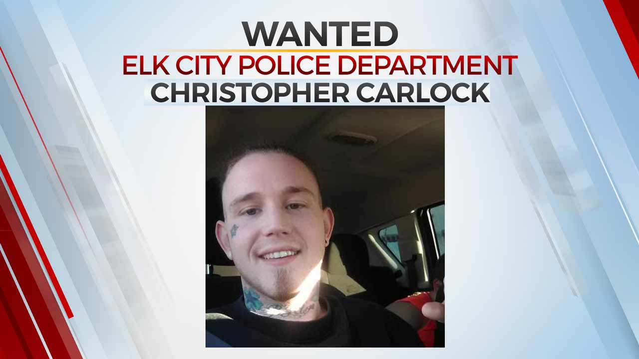 Elk City Police Searching For Man Accused Of Attempted Murder
