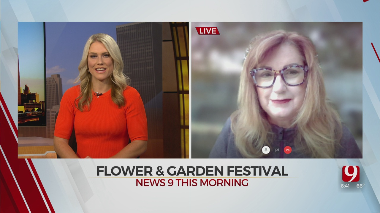 OKC Flower And Garden Festival Returns