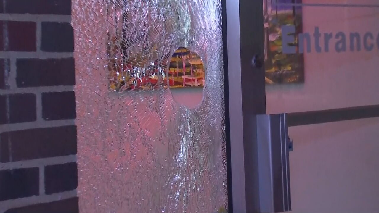 Some OKC Stores Vandalized During Overnight Protests