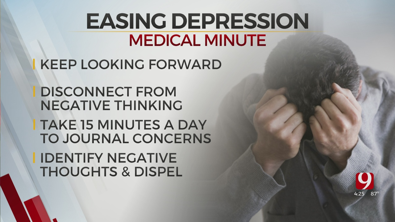 Medical Minute: Easing Depression After COVID-19 Pandemic