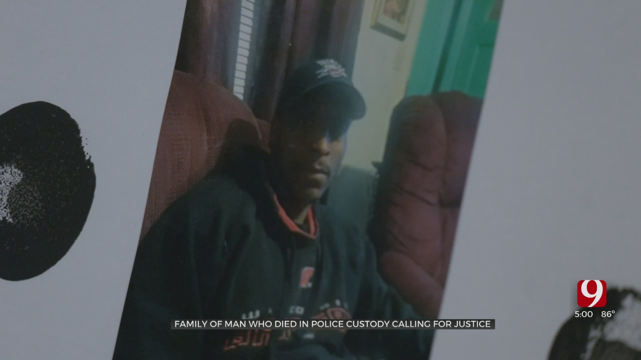 Family Pleads For Release Of OKC Police's Body Camera Footage In Loved One's Death