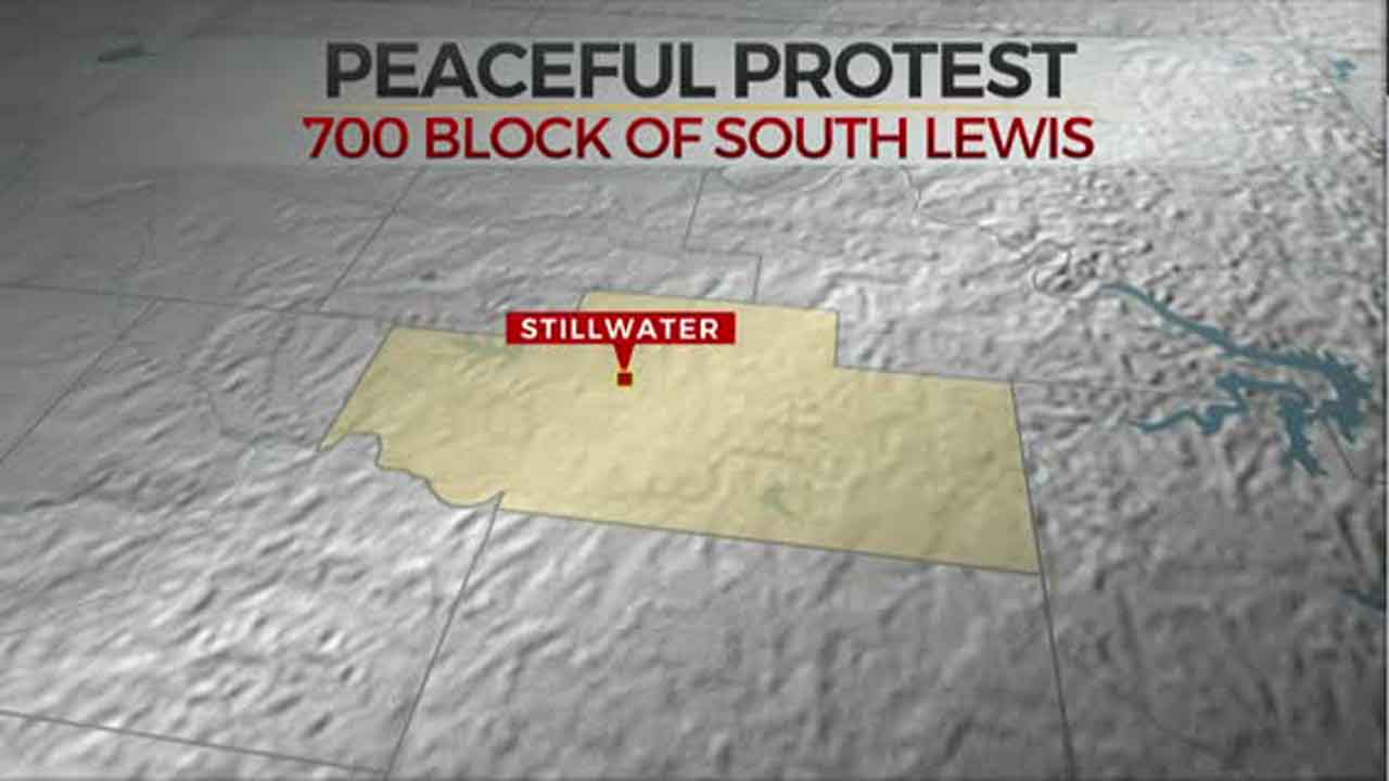 Peaceful Protest In Stillwater Planned For Justice For George Floyd