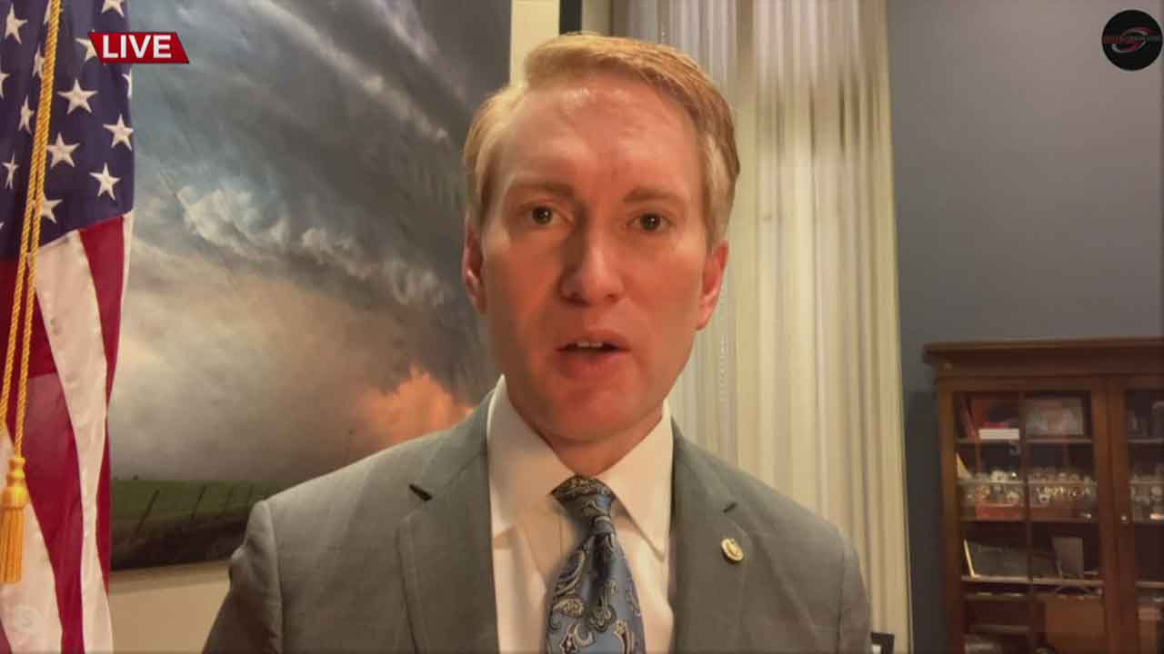 Watch: Sen. Lankford On Translating OKC Protests Into Action, Change
