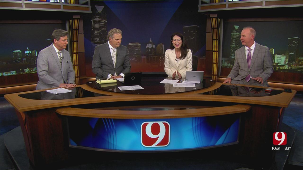 News 9 10 p.m. Newscast (June 3)