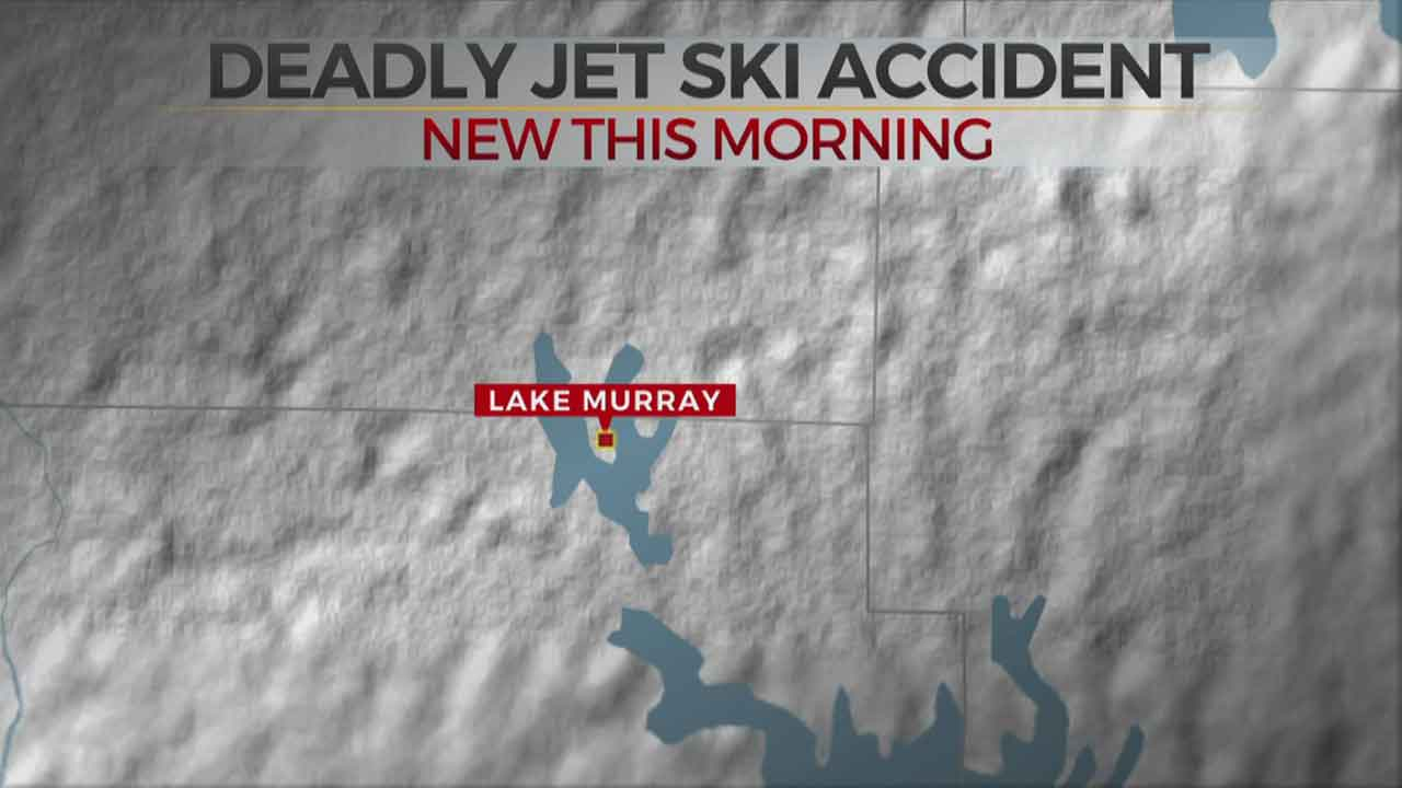 1 Dead Following Jet Ski Accident On Lake Murray