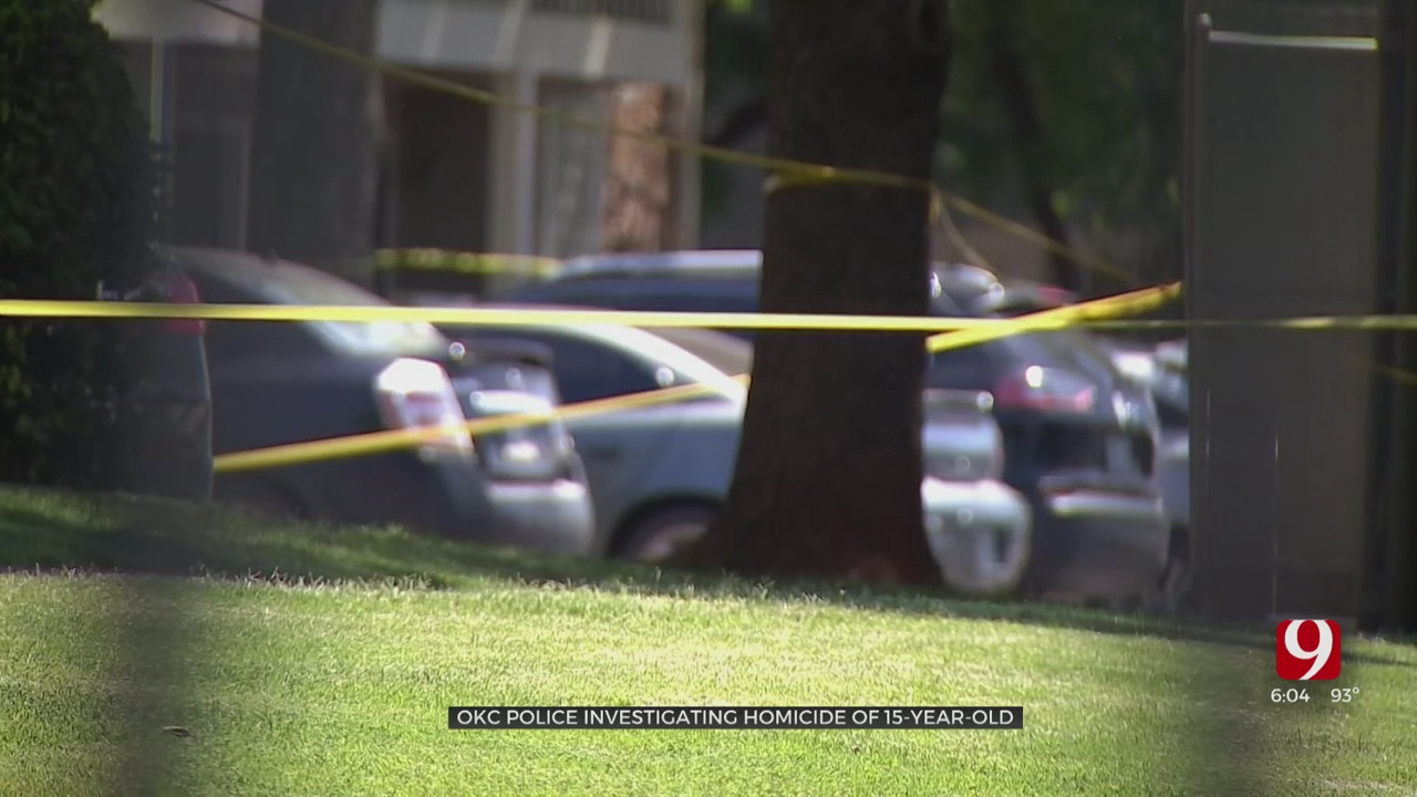 Authorities Identify Victim Of NW OKC Homicide