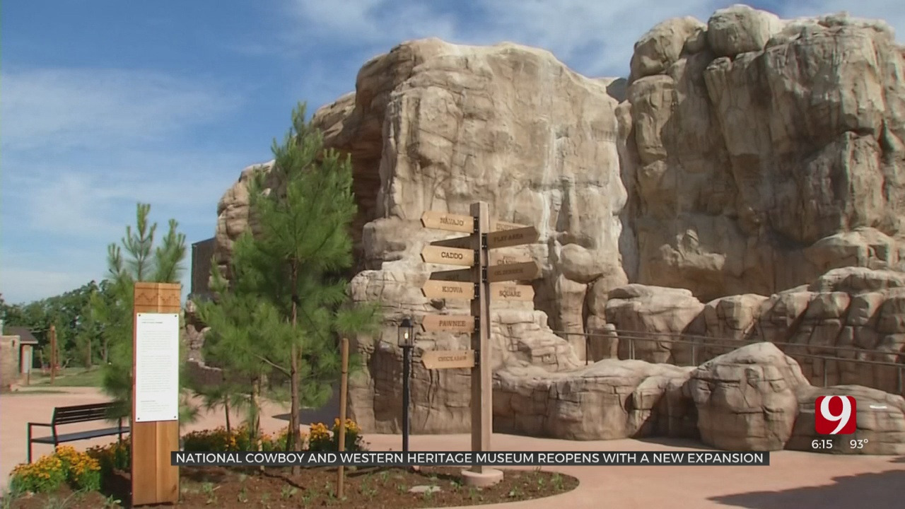 New Expansion Provides National Cowboy And Western Heritage Museum With Room To Roam