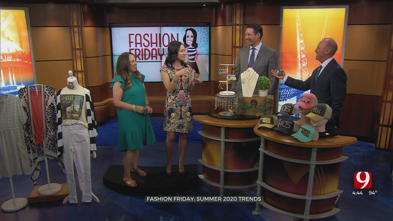 Fashion Friday: Summer 2020 Trends