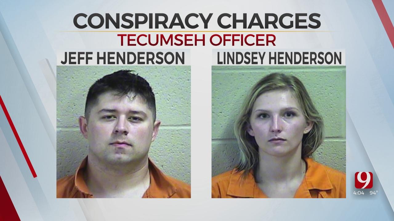 Tecumseh Officer Turns Himself In To Jail