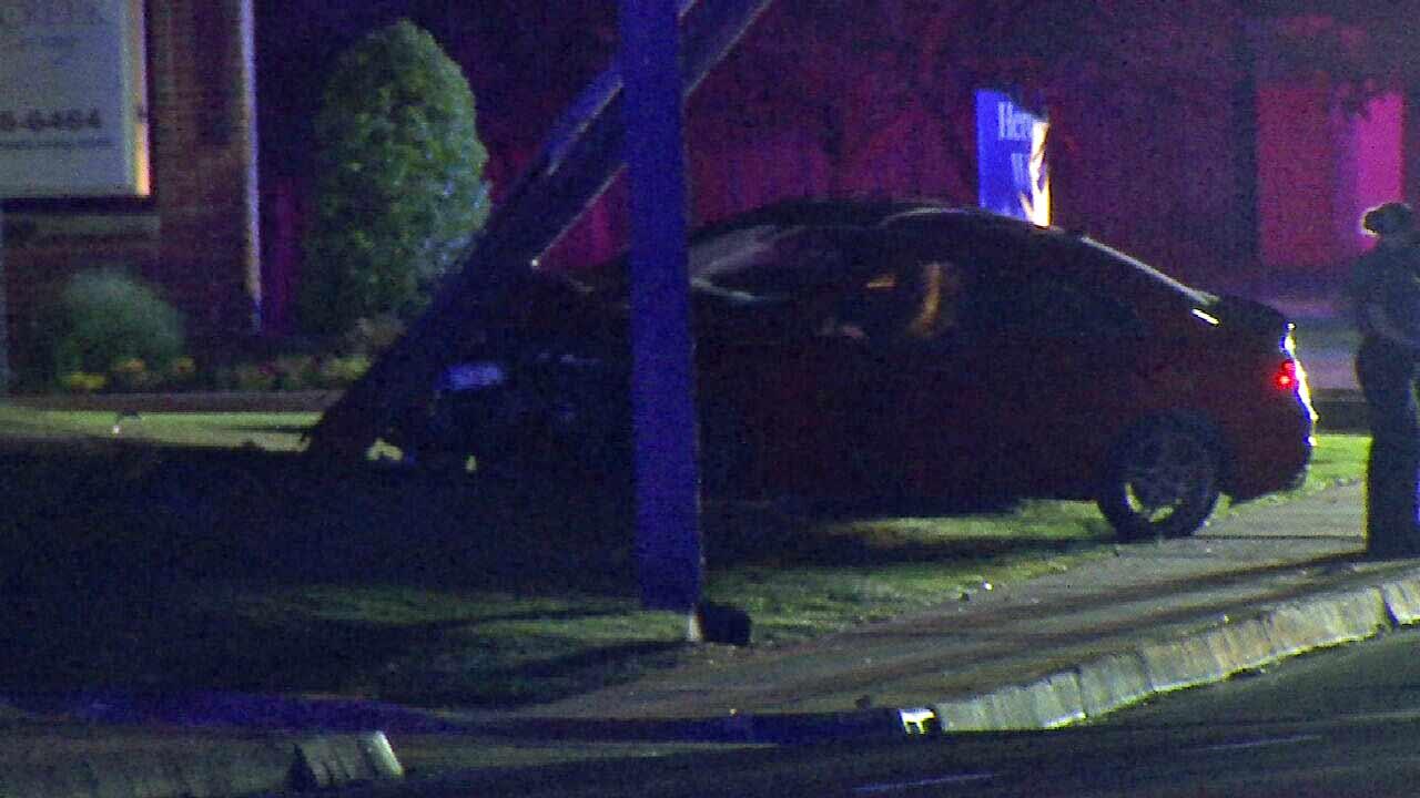 Oklahoma City Police Investigating Shooting After Car Crash