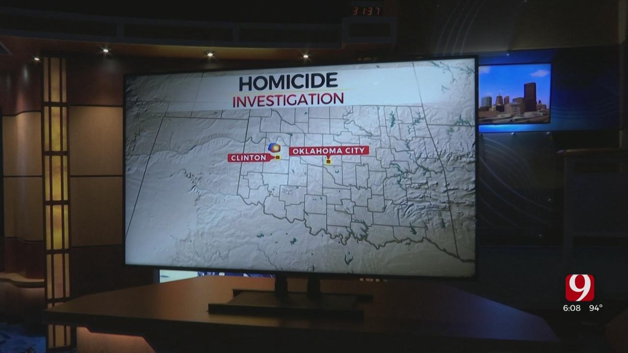OSBI Investigating Murder In Clinton By Former Oklahoma Prisoner