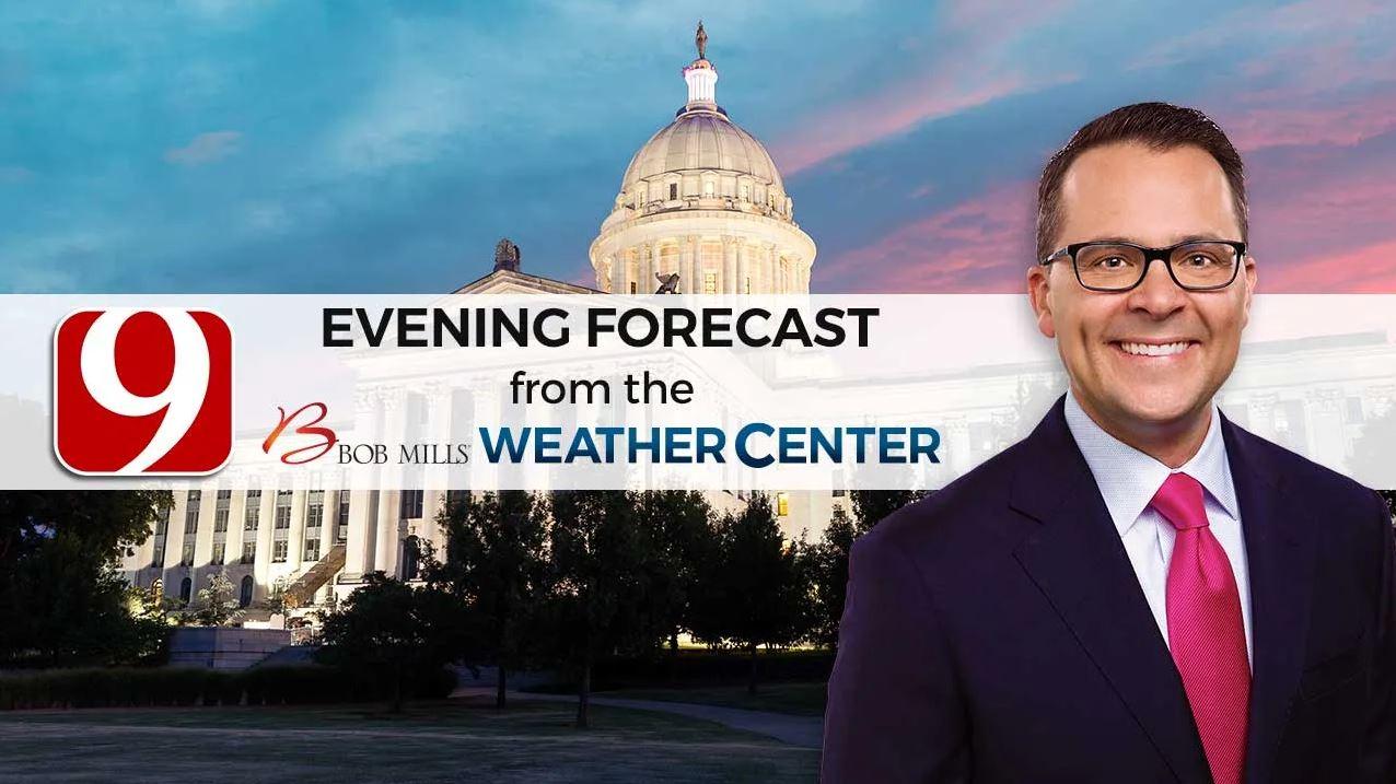 Sunday Evening Forecast