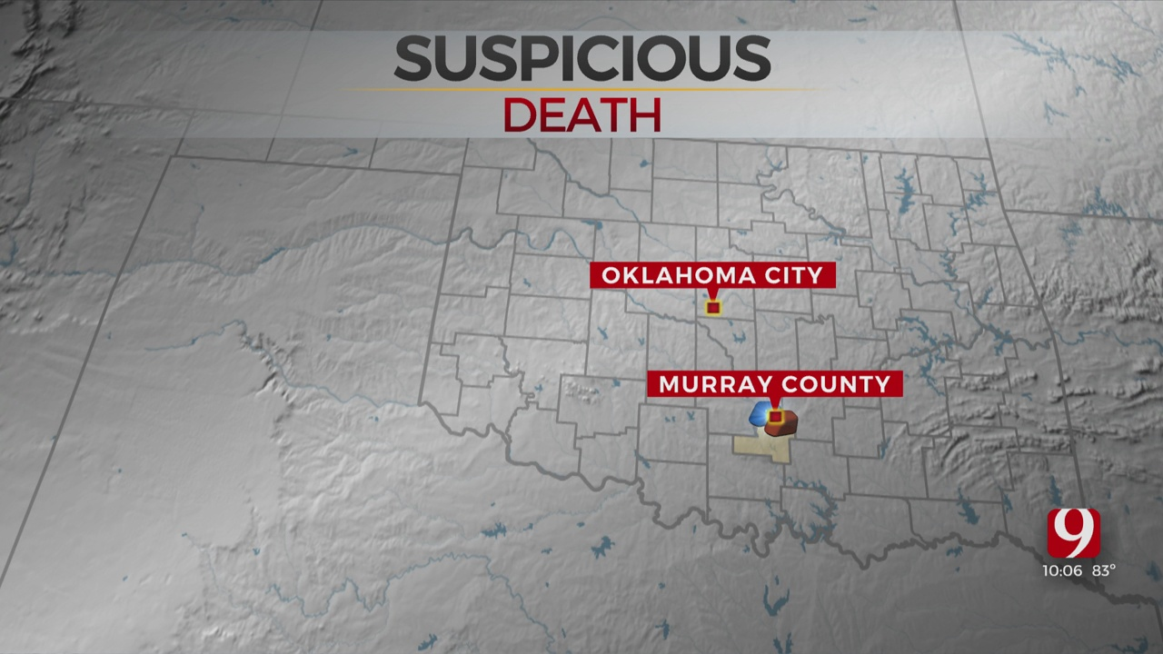 Murray County Sheriff's Office, OSBI Investigating Suspicious Death