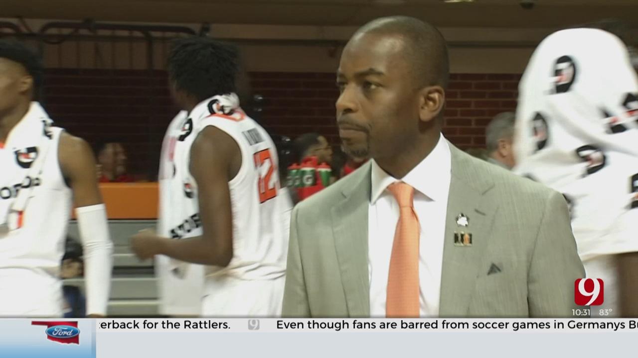 The NCAA Cracks Down On The Oklahoma State Men's Basketball Program