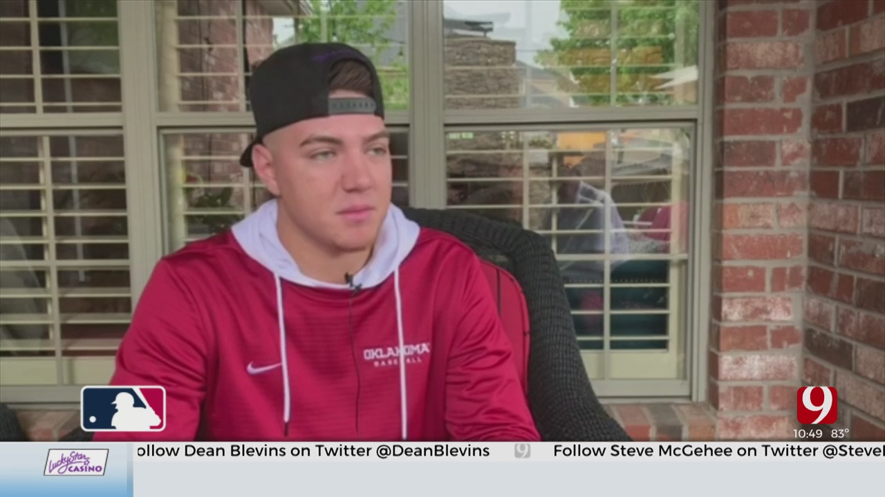 Oklahoma Native Cade Cavalli Catches Up With John Holcomb Ahead Of This Week's MLB Draft