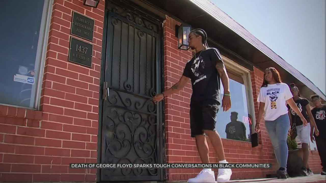 Death Of George Floyd Sparks Tough Conversations In Black Communities