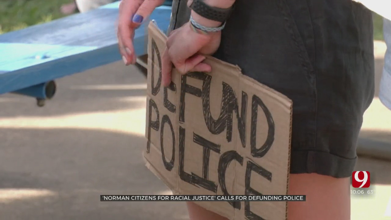 Norman City Council Delays Budget Vote After Protesters Flood City Hall