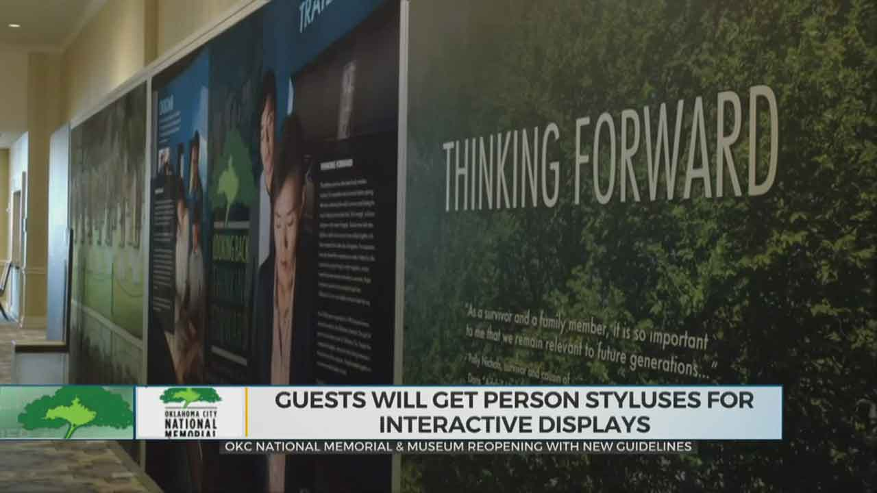OKC National Memorial Museum Reopening With New COVID-19