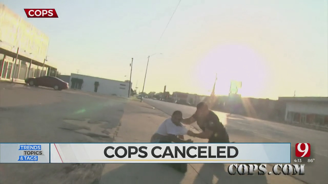 Trends, Topics & Tags: COPS Goes Off The Air