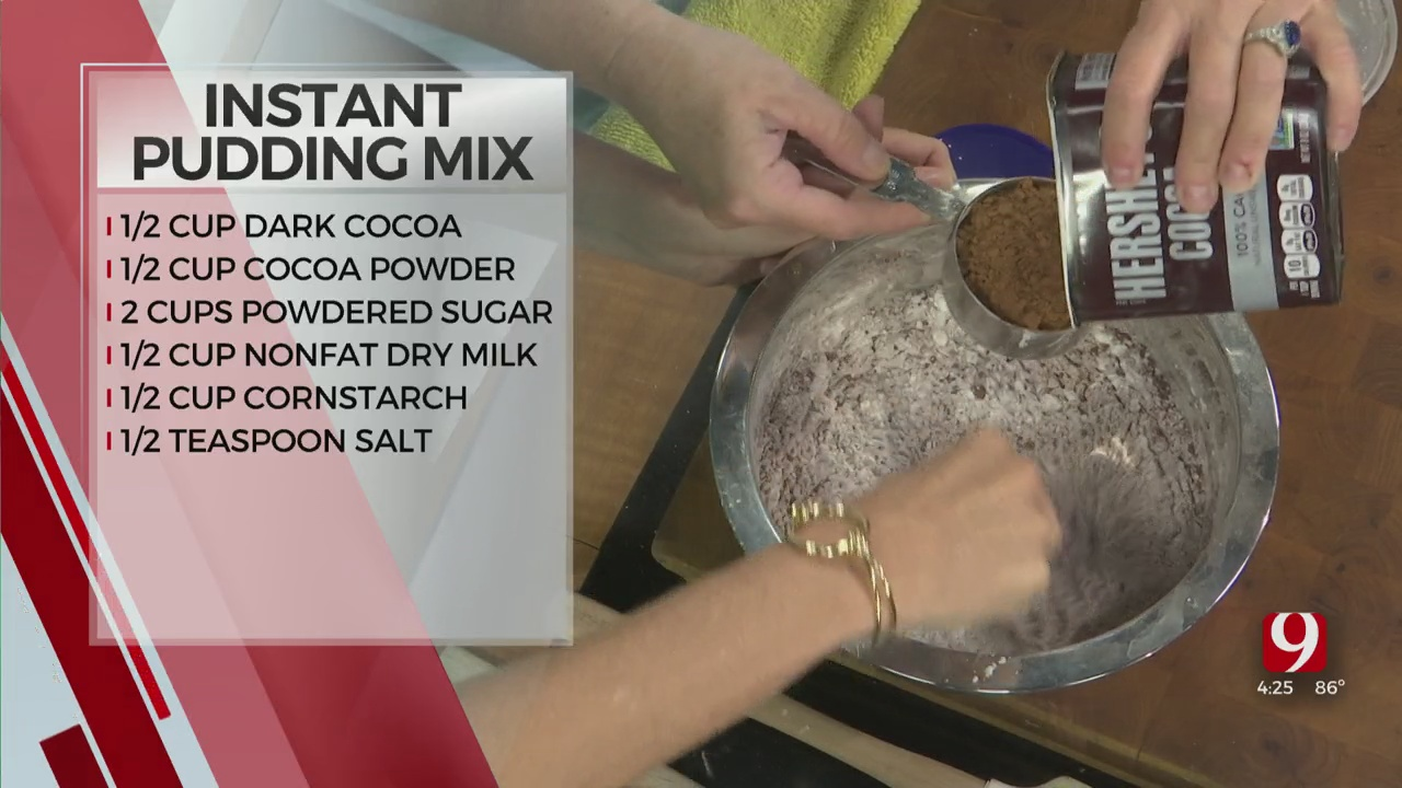 Instant Pudding Mix