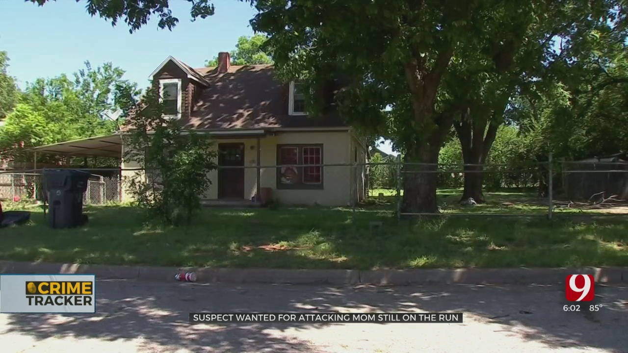 OKC Teen Allegedly Plots To Kill His Mother, Assaults Her With Sledgehammer & Knife