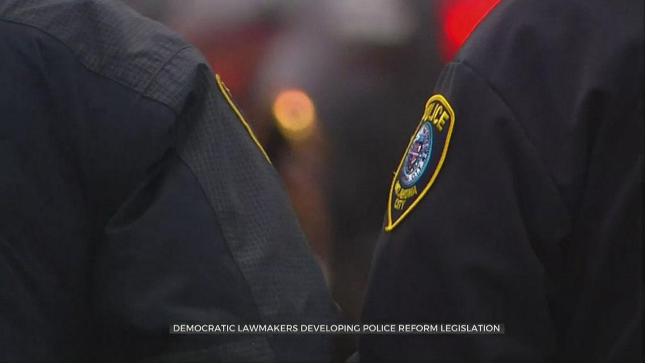 Democratic Lawmakers Developing Police Reform Legislation
