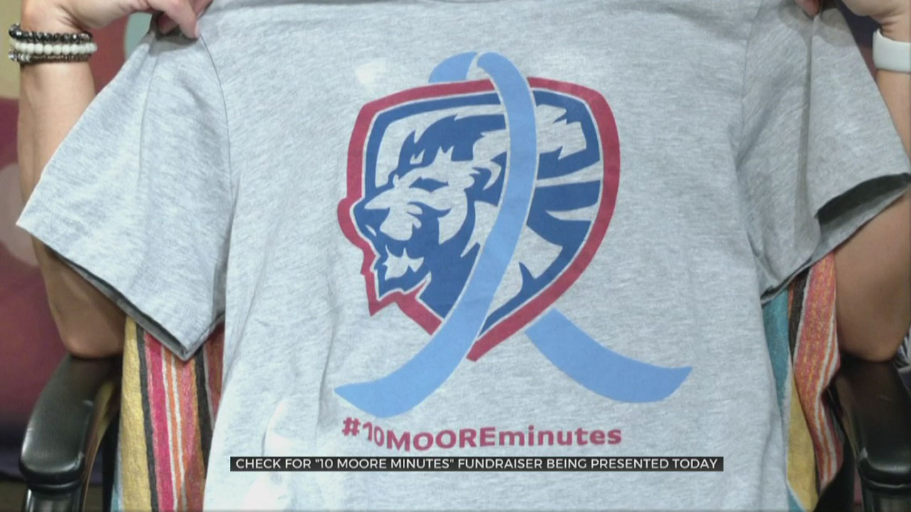 Fundraiser In Honor Of Moore High School Hit-And-Run Victims Raises More Than $10,000
