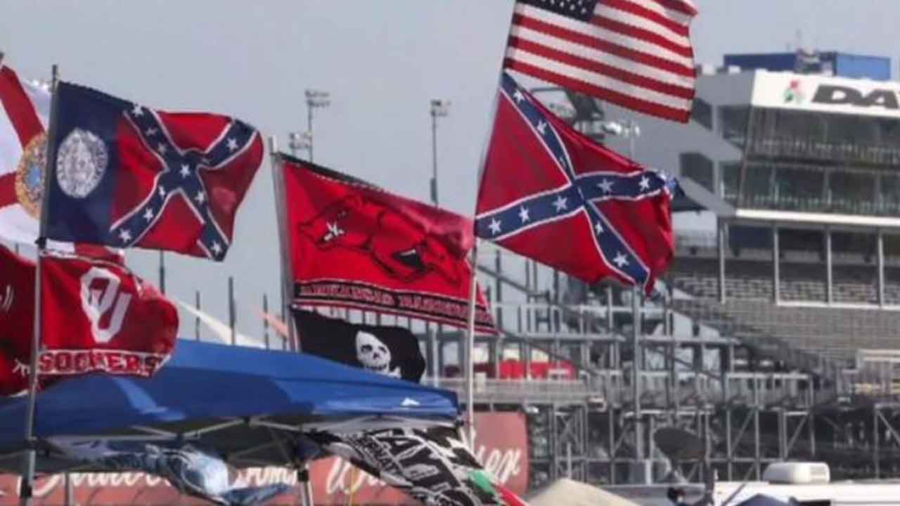 Bubba Wallace Praises NASCAR's Confederate Flag Ban But One Driver Says He's Quitting Over Decision