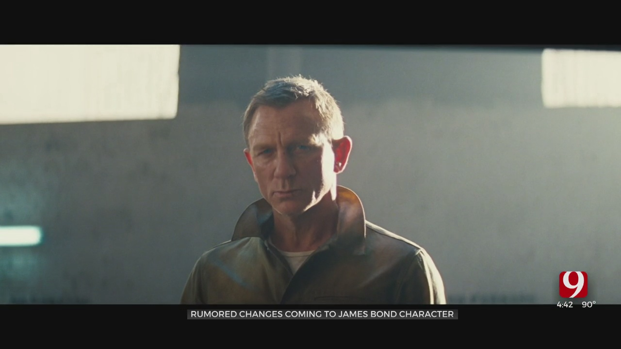 Dino's Movie Moment: James Bond Rumors; Bill And Ted: Face The Music