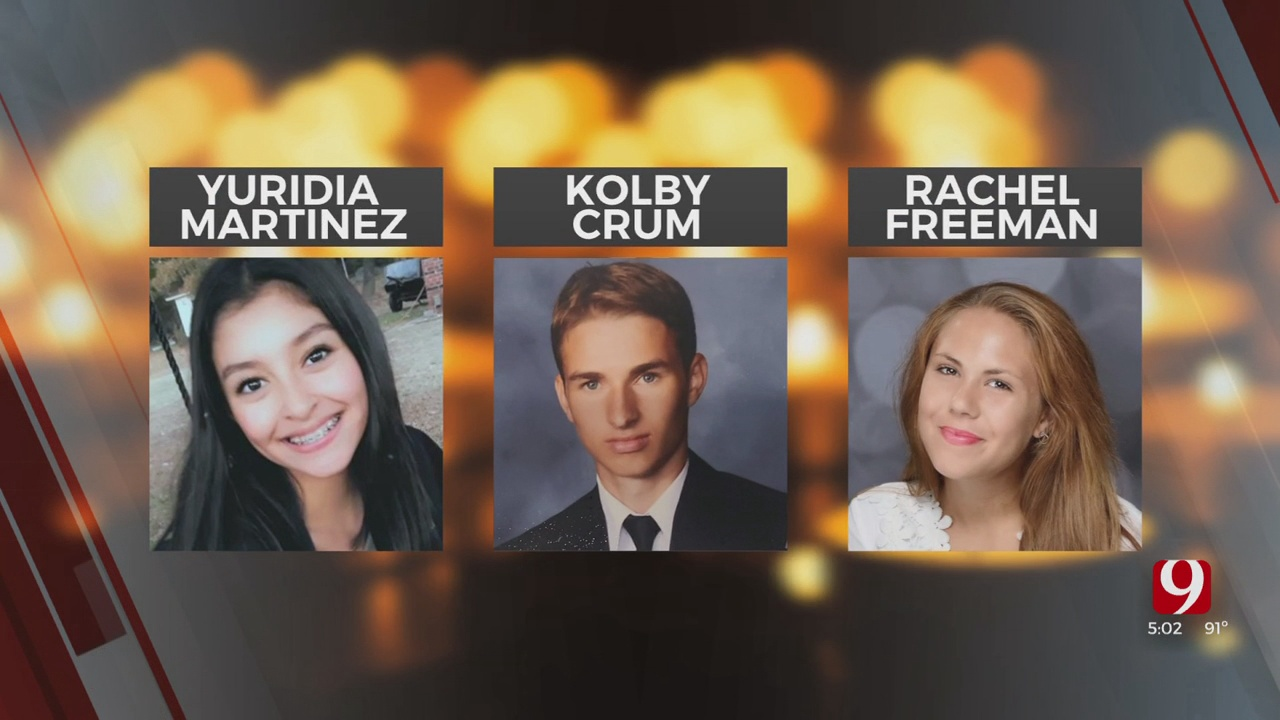 Moore HS Cross Country Speaks About The Loss Of His Students 4 Months After Deadly Crash