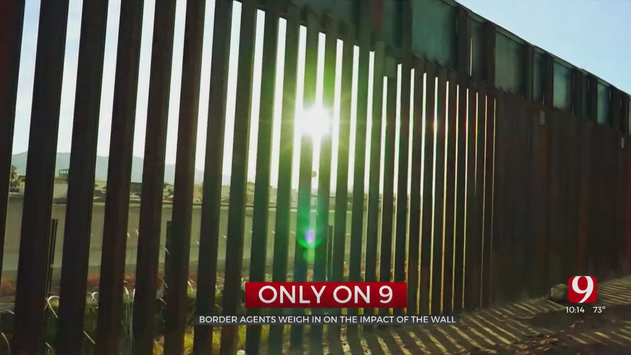 Agents Weigh In On Impact Of Border Wall