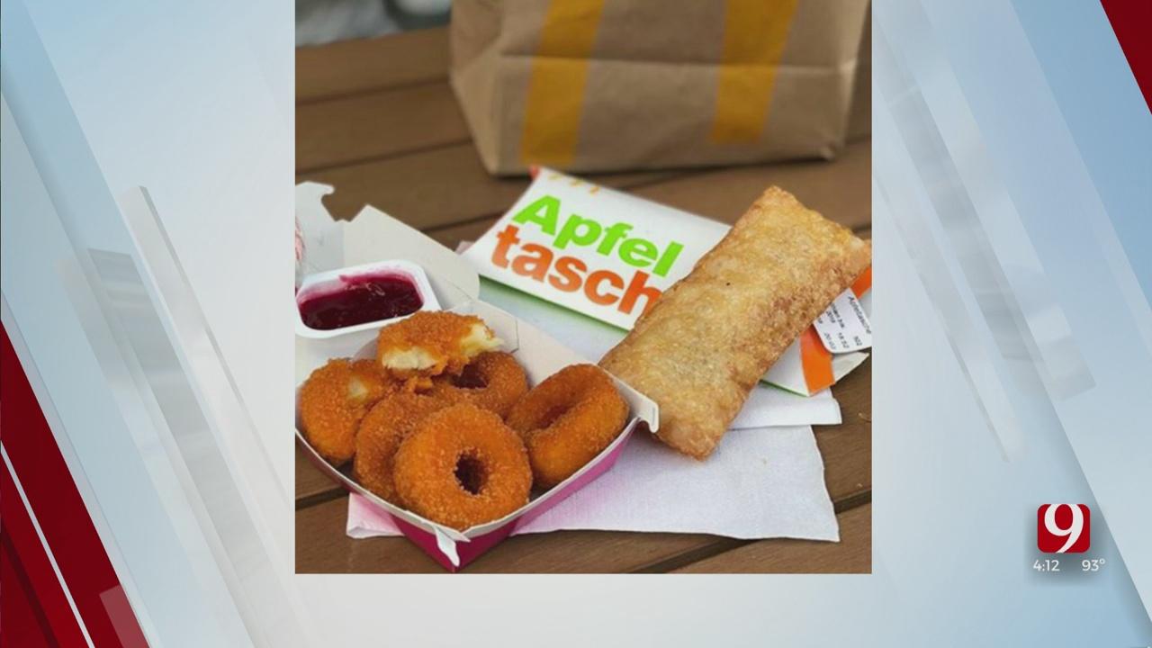 Trends, Topics & Tags: Overseas McDonald's Menu