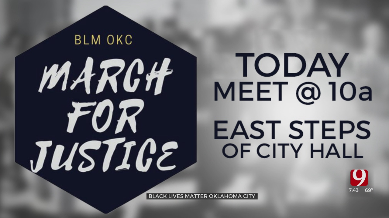 Black Lives Matter OKC Issues Message To Those Attending Protests