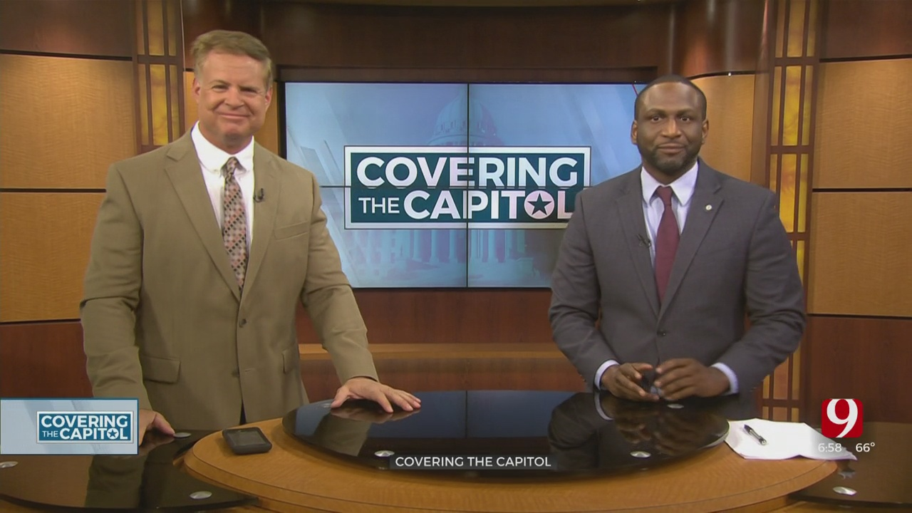 Covering The Capitol: How Lawmakers Are Responding To Protests Across Oklahoma