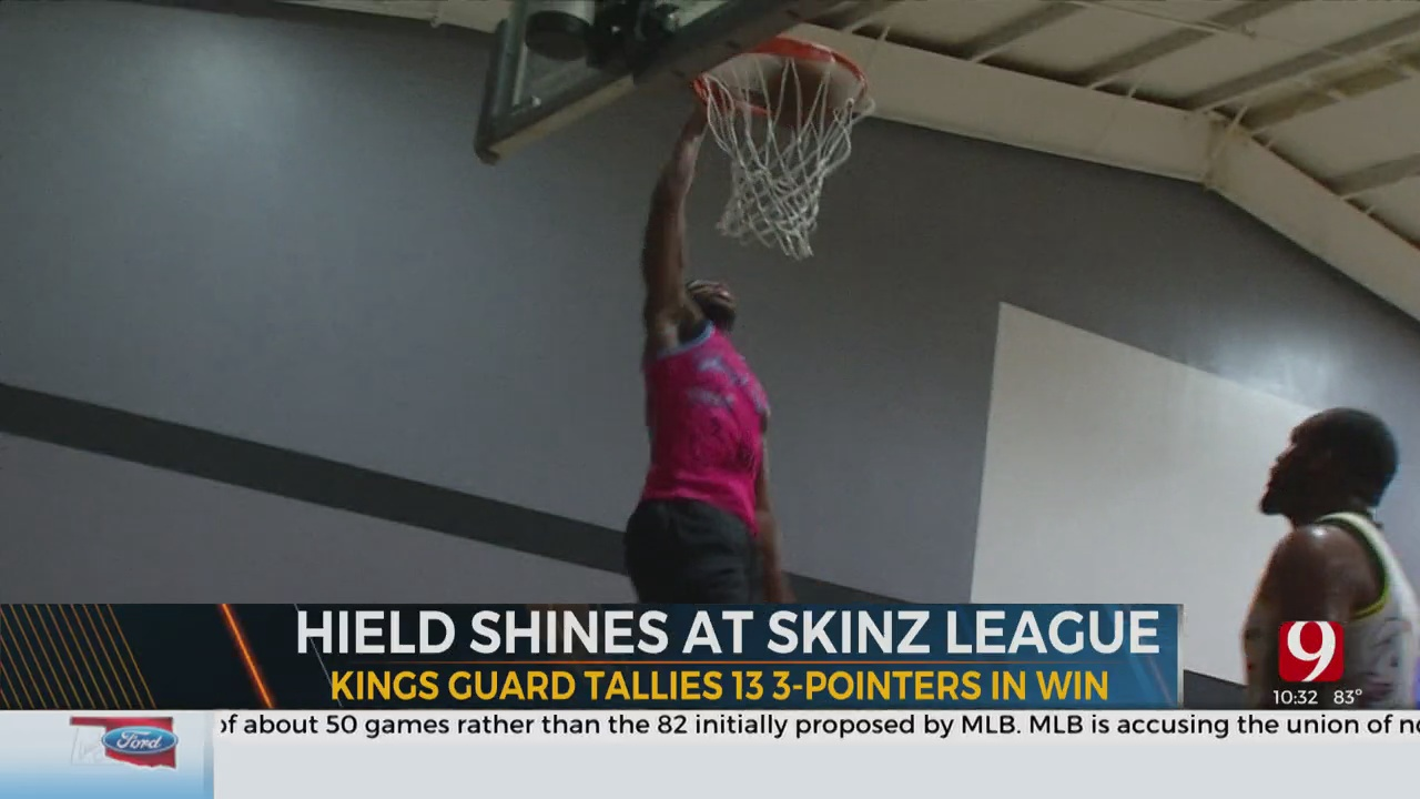 Buddy Hield Shines In The Skinz League