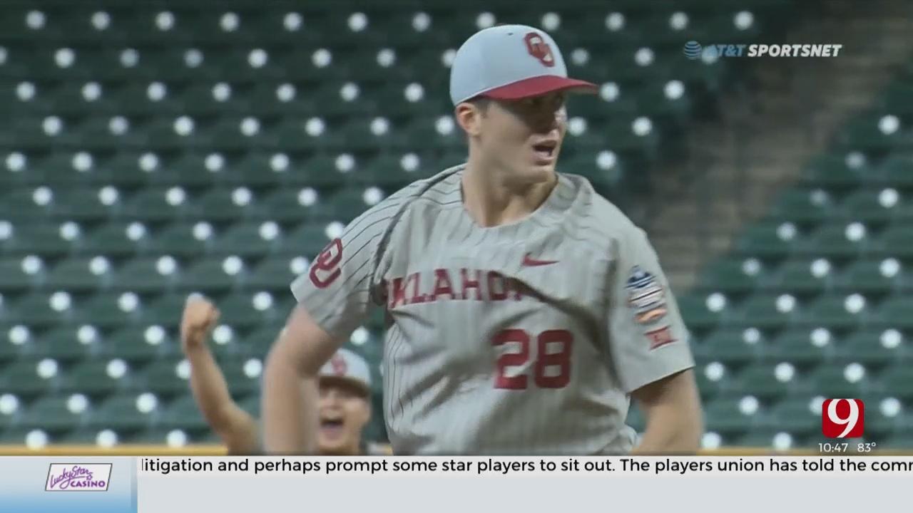 MLB Draft Recap: Sooners Make Program History