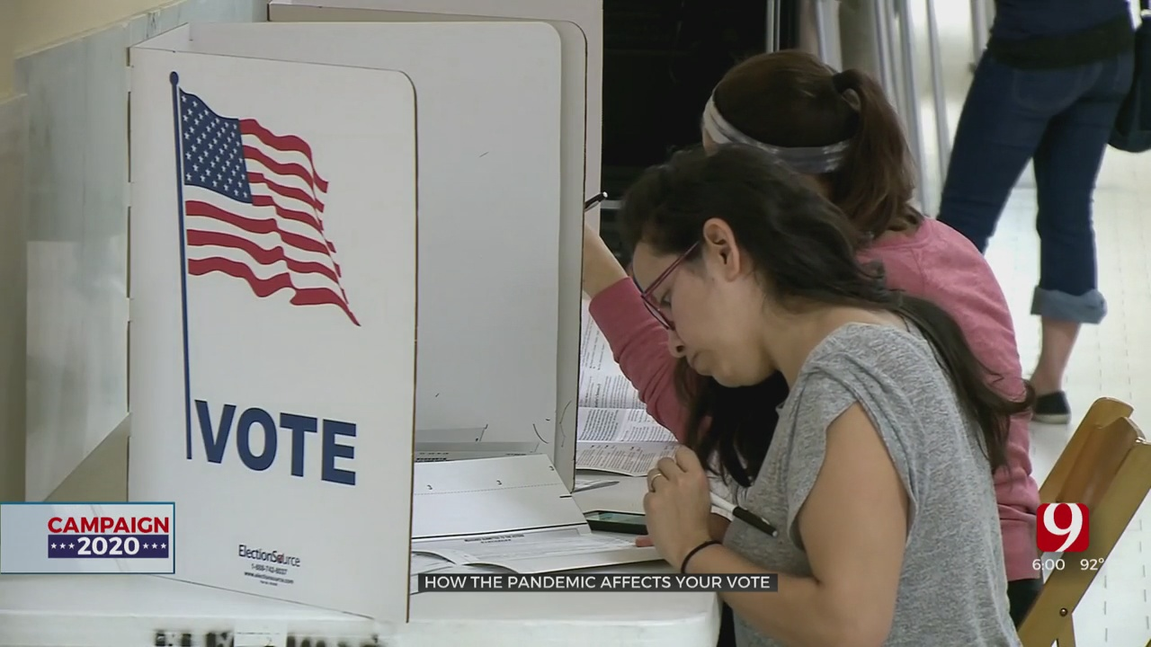 Oklahoma County Election Board Preparing For Election Day