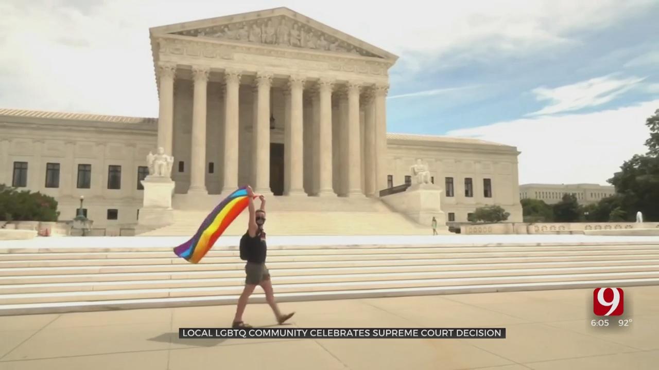 Local Activists React To SCOTUS LGBTQ Discrimination Lawsuit