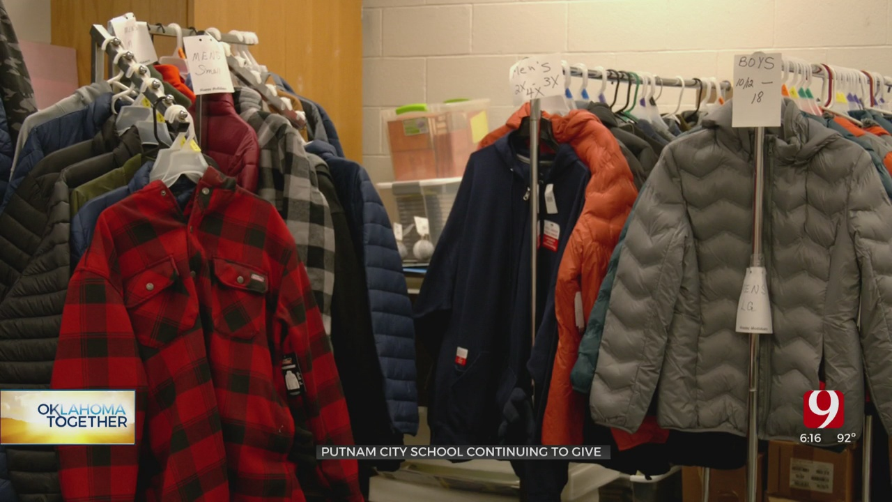 Putnam City School Continues To Help Students In Need