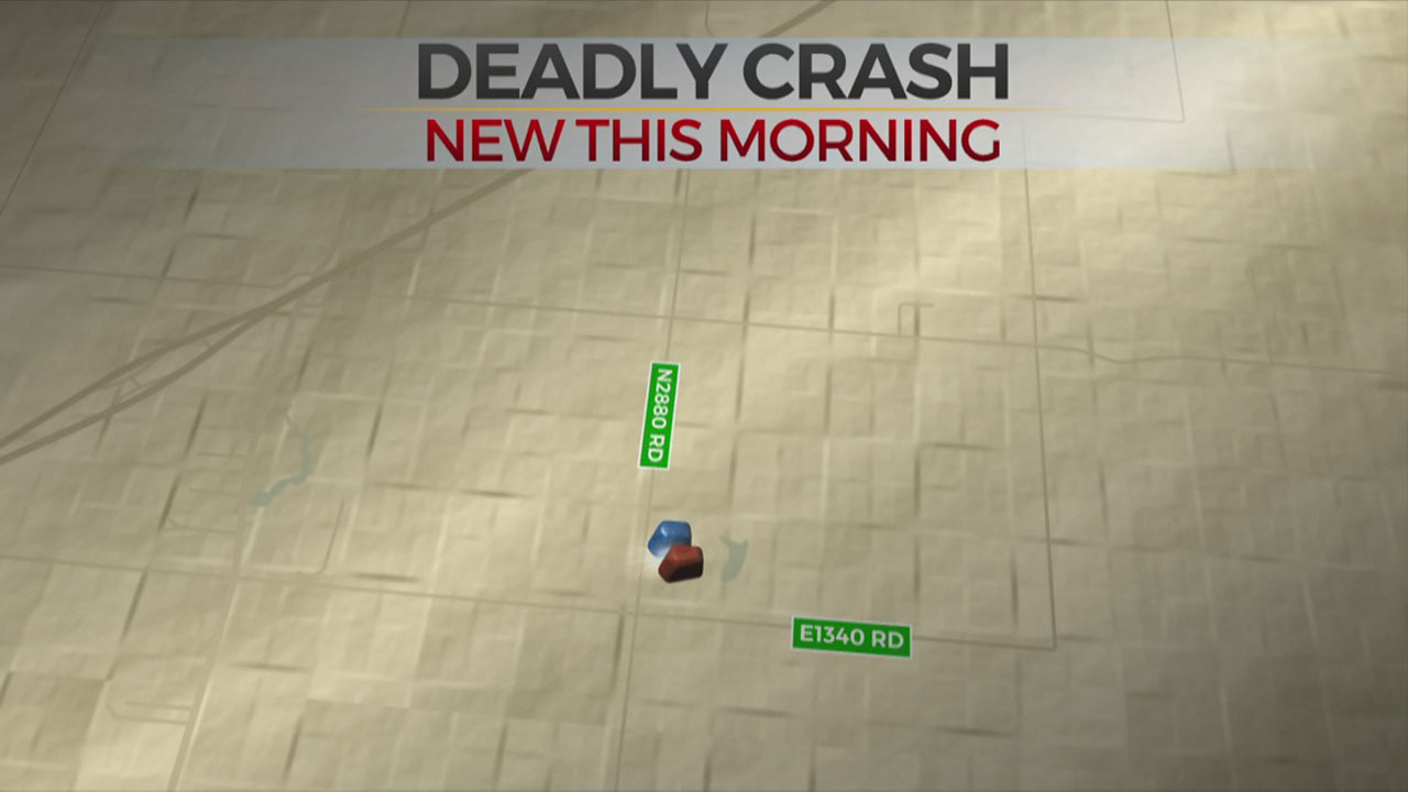 1 Dead After Apparent Drunk Driving Crash In Grady County