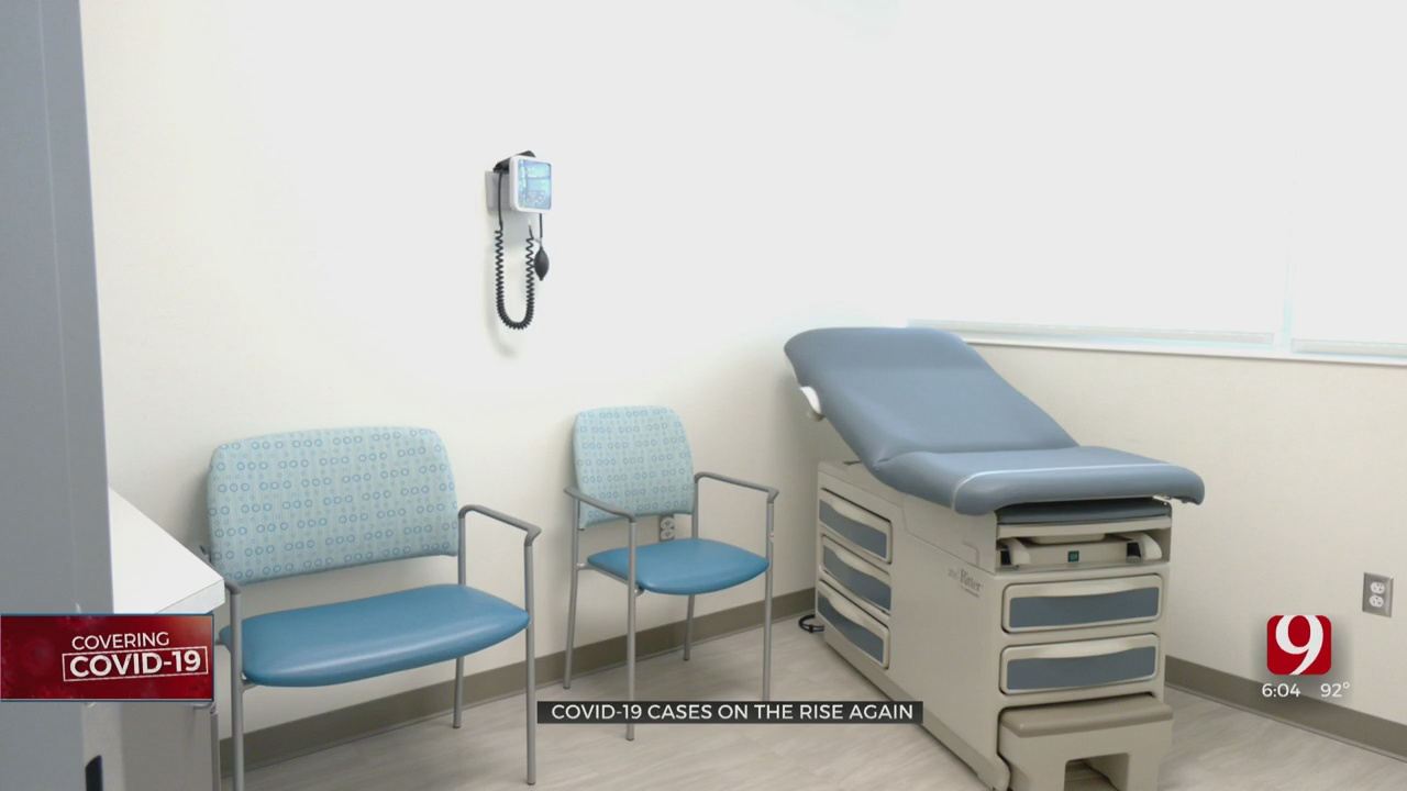 Local Healthcare Provider Sees COVID-19 Numbers Surge