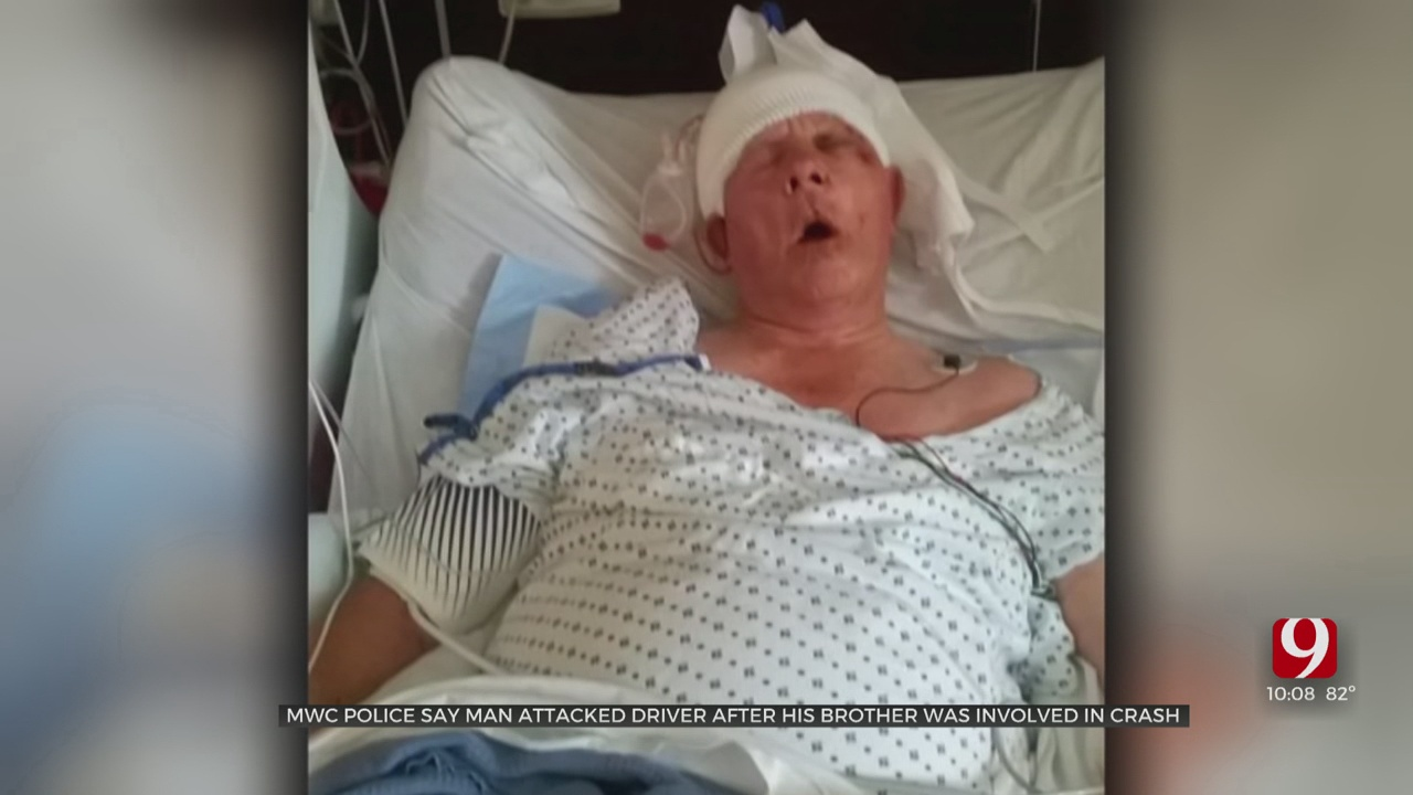 75-Year-Old Man Beaten At Stop Light After Crash Involving Motorcycle & ATV Caravan, MWC Police Say