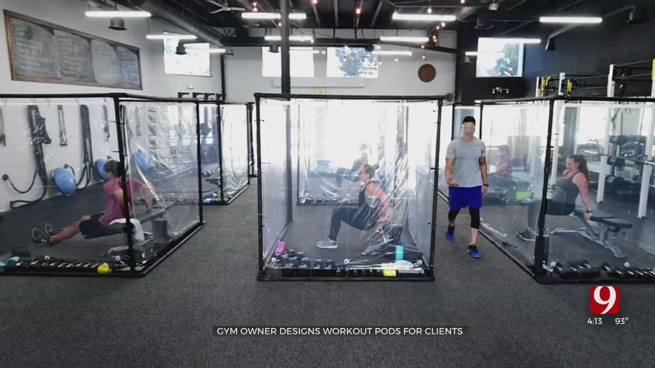 Trends, Topics & Tags: Workout Pods