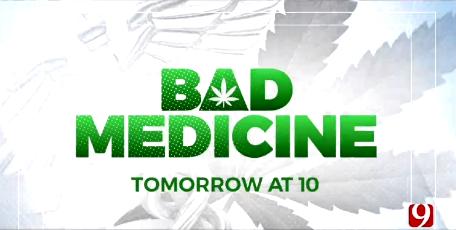 Bad Medicine: Medical Marijuana Recall