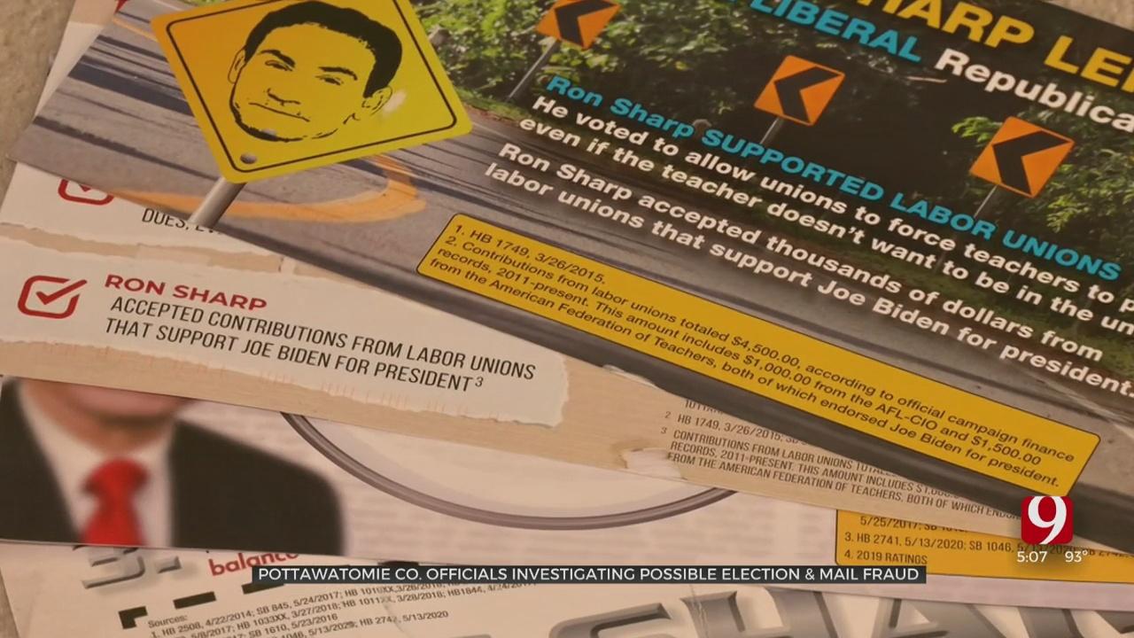 Pottawatomie Co. DA Investigating Dark Money Targeting State Senator
