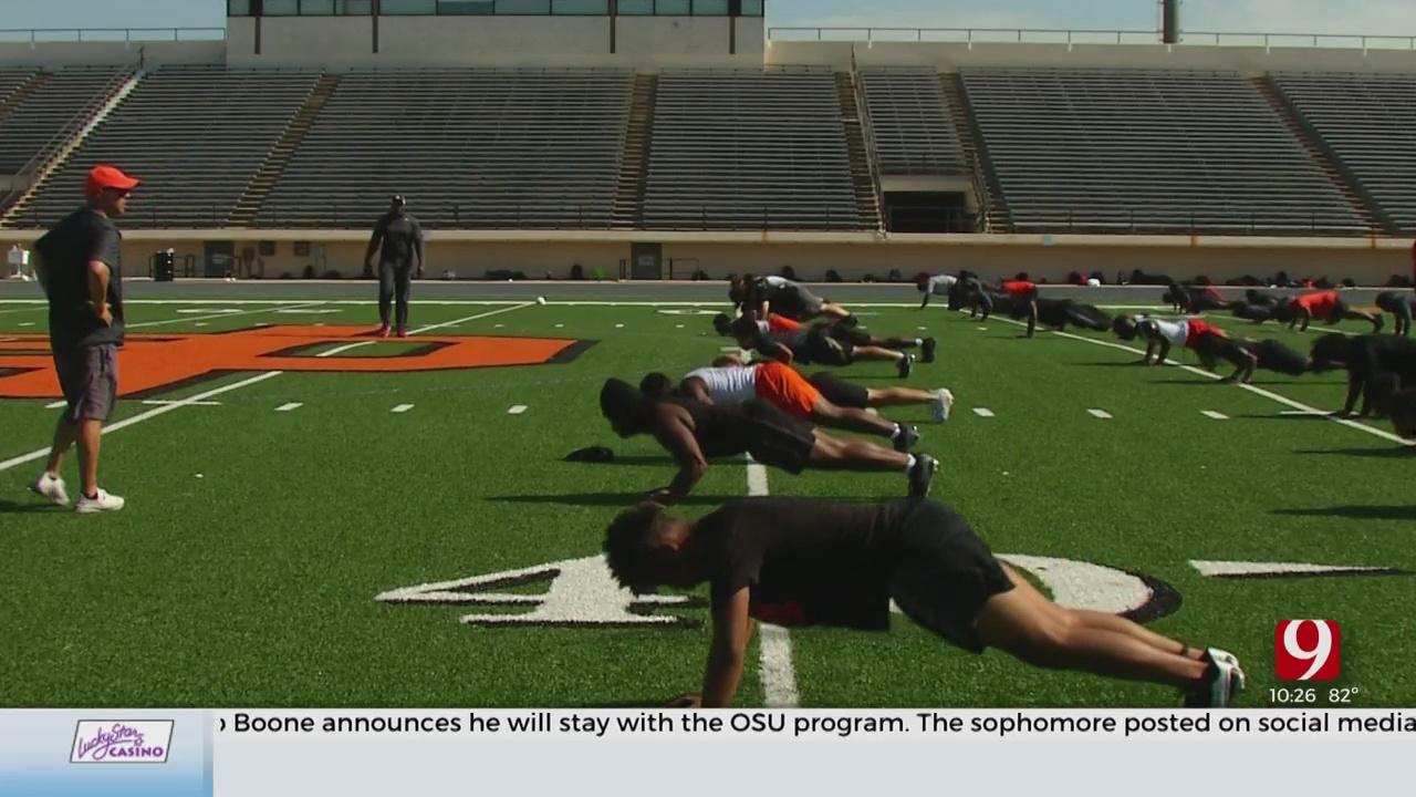 New Putnam City Football Coach Raises Expectations For Program