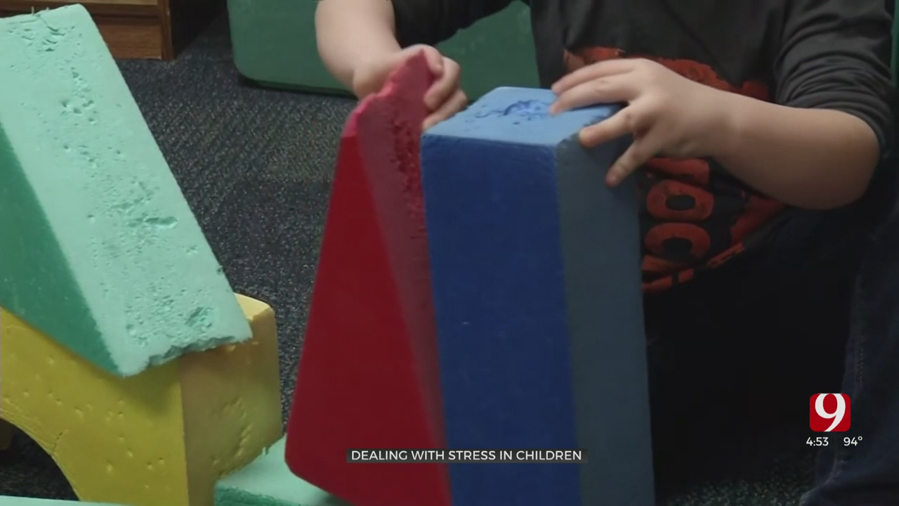 Medical Minute: Dealing With Stress In Children