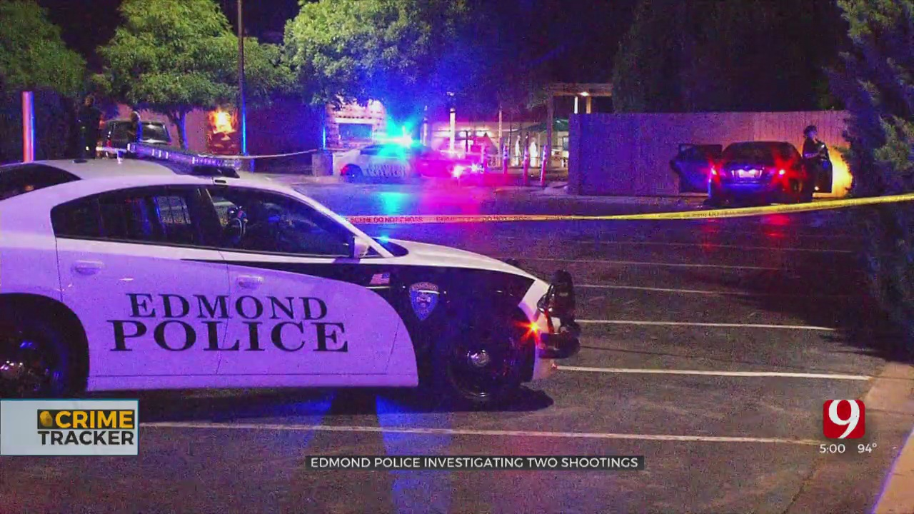 Edmond Police Investigate 2 Separate Shootings Including A Deadly One